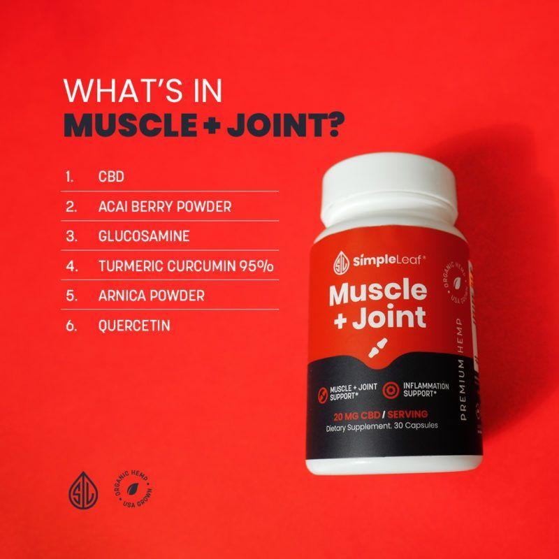 cbd anti inflammatory, cbd muscle and joint cbd capsules, cbd pills