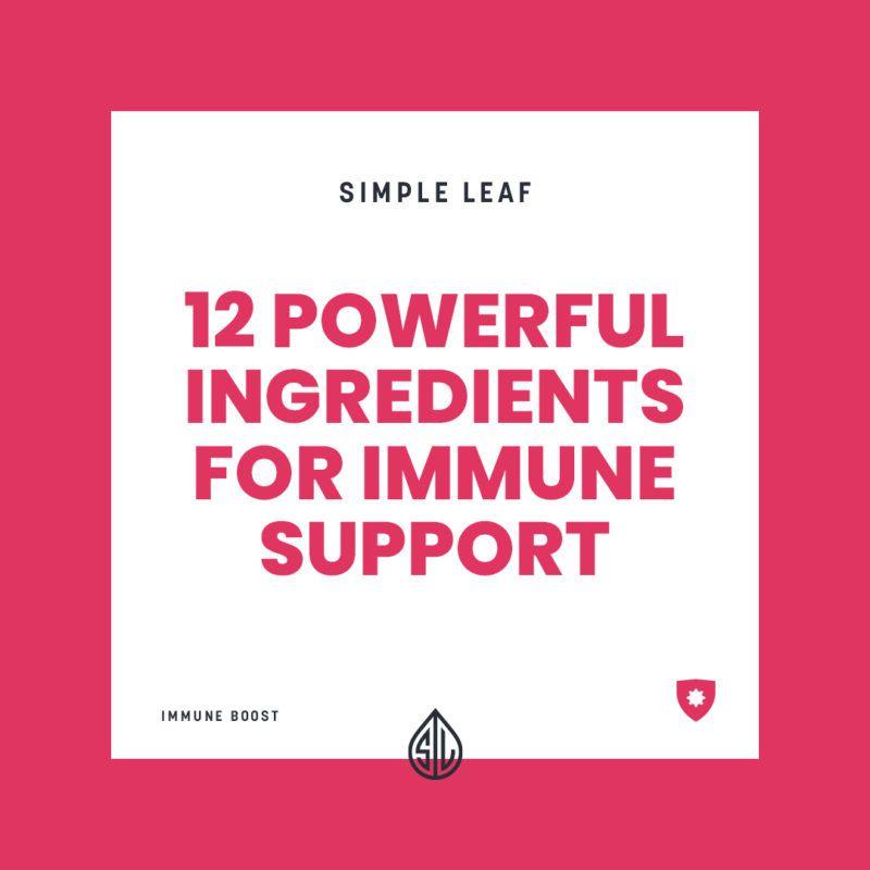 cbd immune support, natural immune support