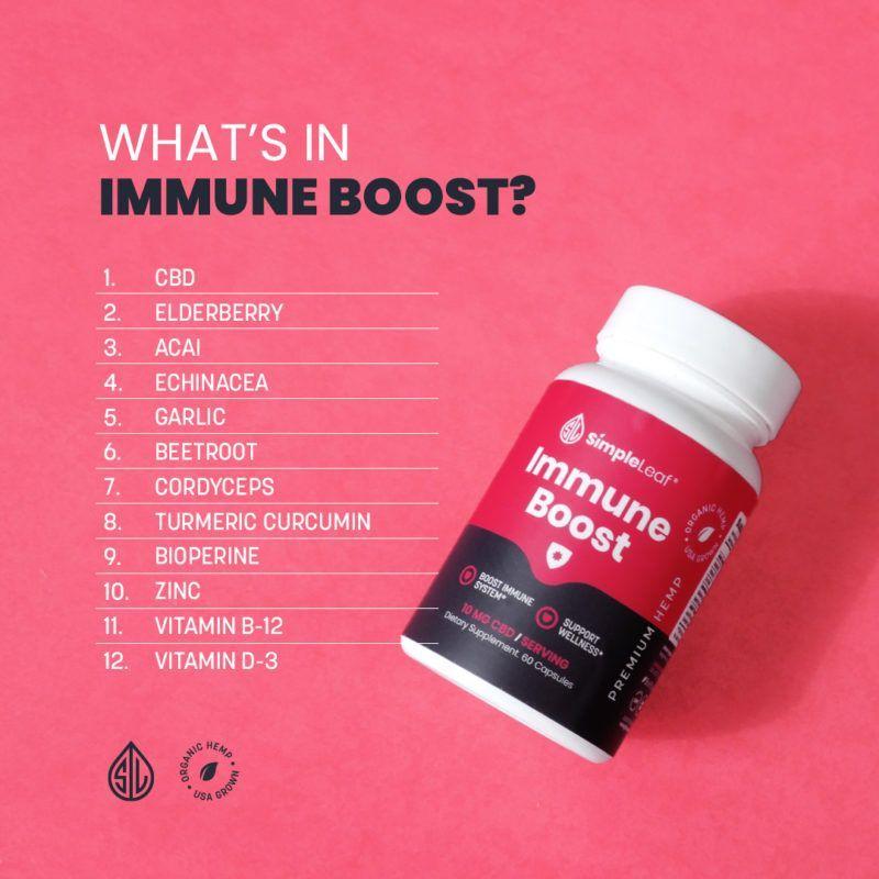Immune Support Vitamin Supplement