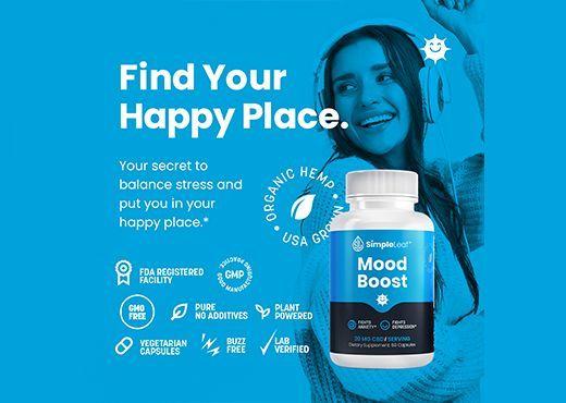 cbd mood boost, cbd capsules