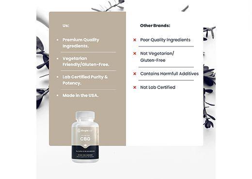buy cbg, organic hemp cbg, simpleleaf, cbg