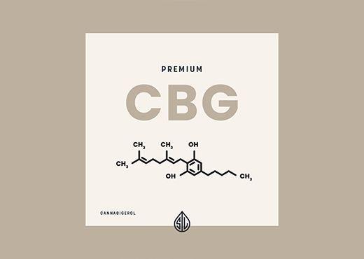 cbg capsules, organic cbg, cannabigerol, the best cbg
