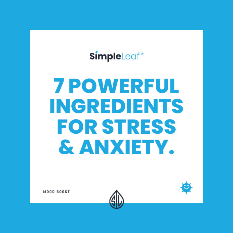 stress vitamins, stress supplements, mood boost cbd capsules