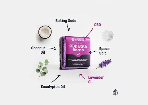 organic cbd bath bomb, best bath bomb, best cbd bath bomb