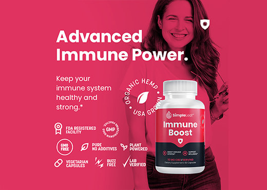Natural Immune Support Vitamin Supplement, Organic
