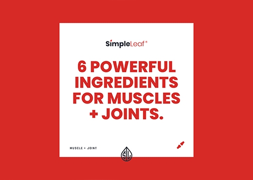natural anti inflammatory, natural inflammation pills, muscle and joint relief pills