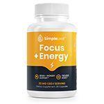Focus CBD Capsules, Energy CBD Capsules