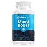 Mood Boost CBD capsules, simpleleaf