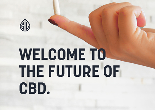 cbd with purpose, cbd capsules, simpleleaf, the best cbd