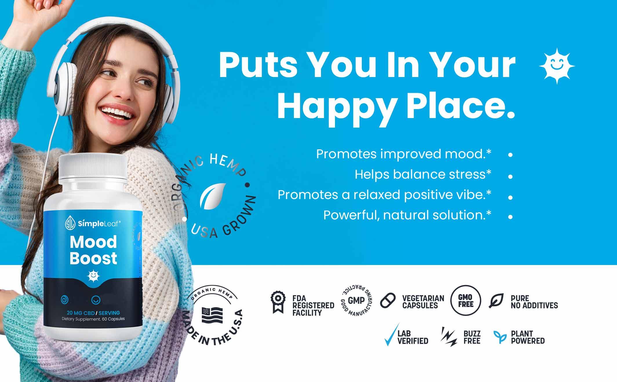 cbd stress, cbd mood boost, cbd capsules for stress